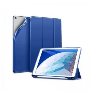 Купить Чехол с держателем для Apple Pencil ESR Rebound Pencil Navy Blue iPad Air 10.5 2019