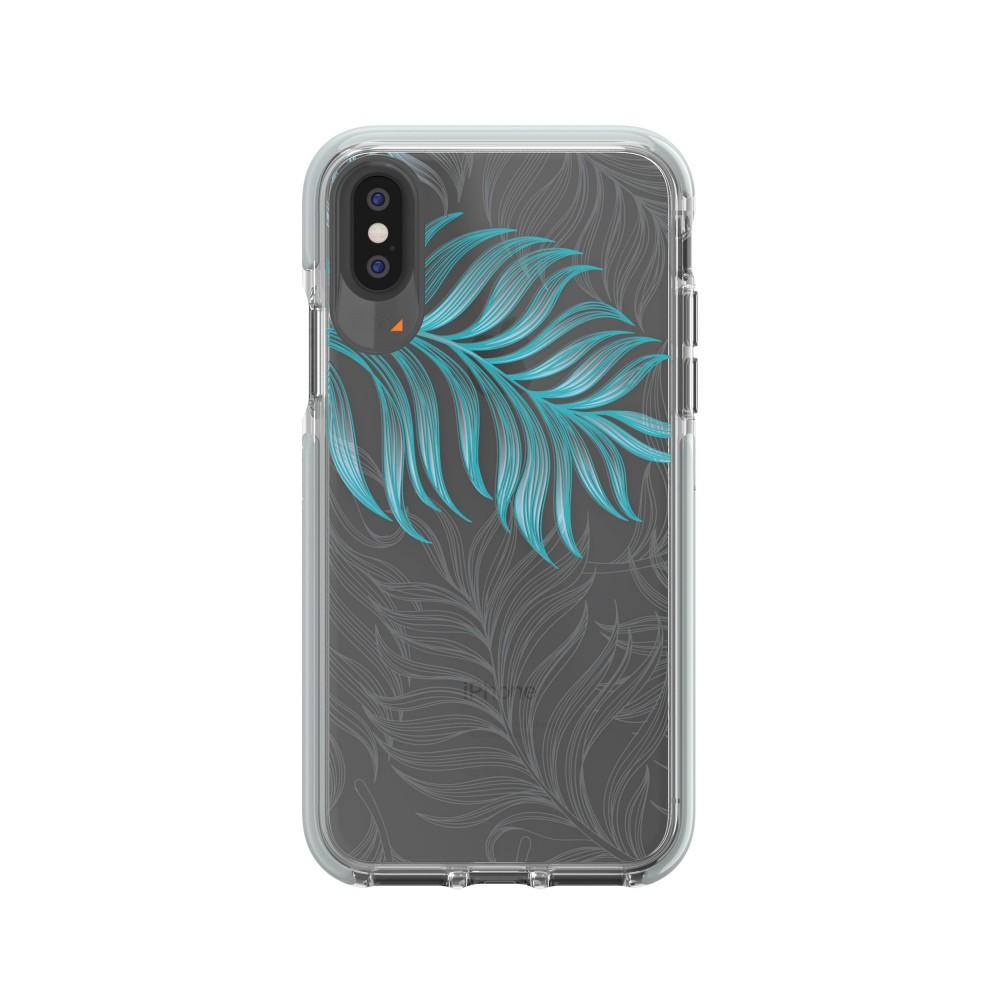 Чехол GEAR4 Victoria iPhone Xs (Jungle) (ICXVIC01)