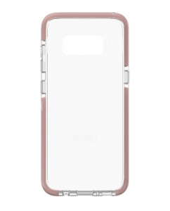 Купить Чехол GEAR4 Samsung Galaxy S8+ Piccadilly Rose Gold (SGS8E87D3)