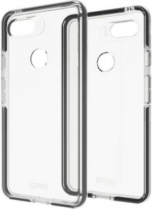 Купить Чехол GEAR4 Google Pixel 3 XL Piccadilly Black (GPX3LPICBLK)