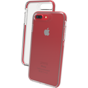 Купить Чехол GEAR4 Piccadilly iPhone 7/8 Plus Red (IC7L86D3)