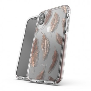 Купить Чехол GEAR4 Victoria iPhone X (Feathers) (IC8VIC02)