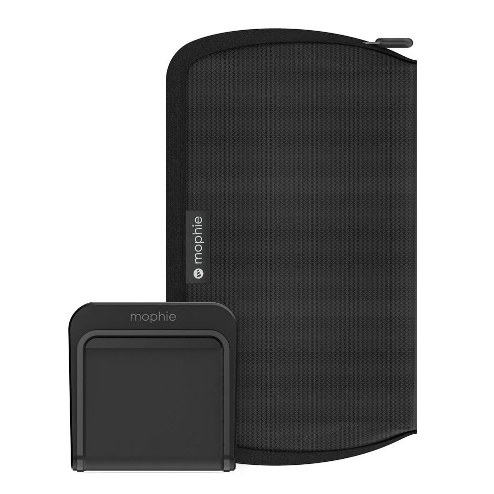 Набор зарядных устройств и переходников mophie Universal Wireless-International Travel Kit Black (401302090)