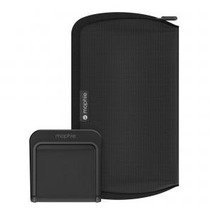 Купить Набор зарядных устройств и переходников mophie Universal Wireless-International Travel Kit Black (401302090)