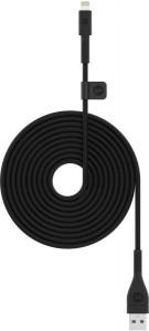 Купить Кабель mophie PRO|Lightning|2m|Black Black (3605_PRO-LTG-2M-BLK)