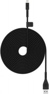 Купить Кабель mophie PRO|Lightning|3m|Black Black (3607_PRO-LTG-3M-BLK)