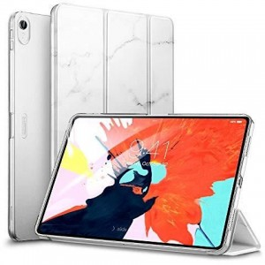 Купить Мраморный чехол ESR Marble White iPad Pro 11 2018