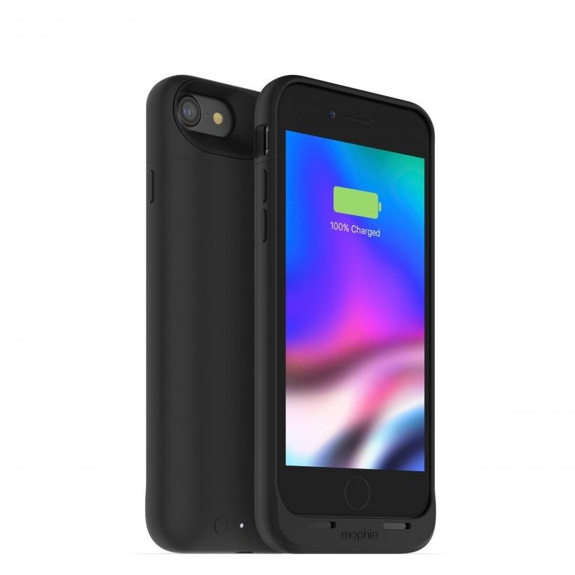 Чехол-аккумулятор mophie juice pack air / wireless iPhone 8 / 7 Black (3967_JPA-IP7-BLK-I)