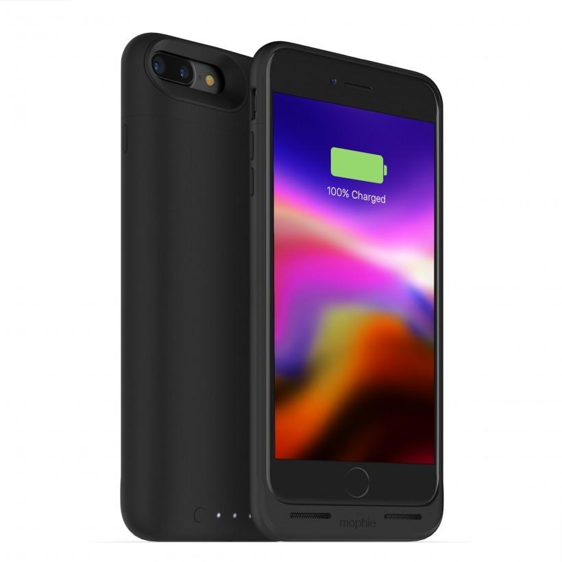 Чехол-аккумулятор mophie juice pack air / wireless iPhone 8 / 7 Plus Black (3972_JPA-IP7P-BLK-I)