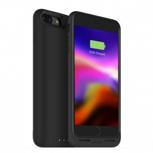 Купить Чехол-аккумулятор mophie juice pack air / wireless iPhone 8 / 7 Plus Black (3972_JPA-IP7P-BLK-I)