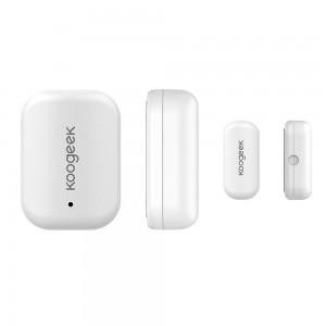 Купить Умный датчик дверей и окон Koogeek Door/Window Sensor HomeKit White (DW1)