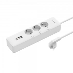 Купить Умный удлинитель Koogeek Smart Outlet HomeKit White (O1EU)