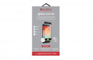 Купить Защитное стекло InvisibleShield Glass Curve - Apple iPhone 8 Plus / 7 Plus - Screen - Black Black (200101459)