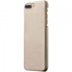 Купить Кожаный чехол MUJJO Leather Case iPhone 8 Plus/7 Plus Champagne (MUJJO-CS-029-CH)