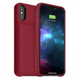 Купить Чехол-аккумулятор mophie juice pack Access iPhone Xs Red (401002834)