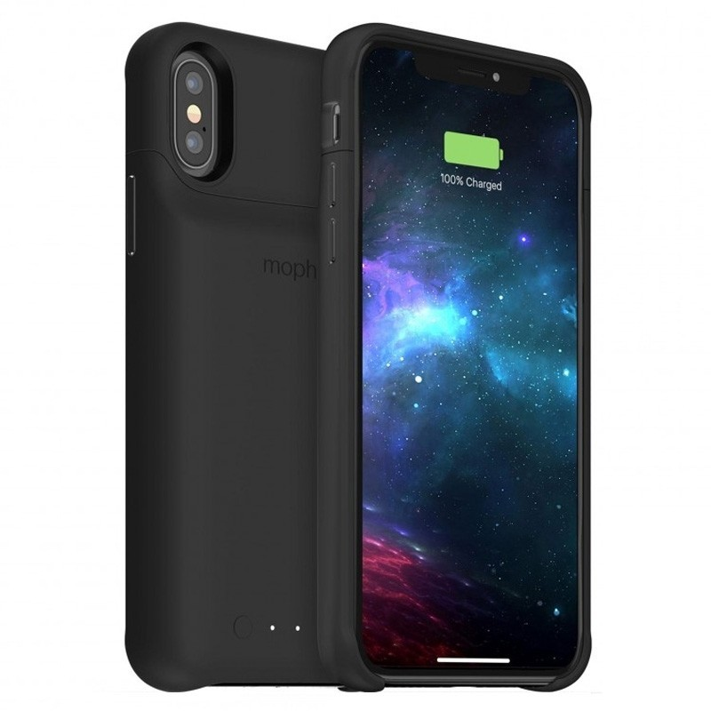Чехол-аккумулятор mophie juice pack Access iPhone Xs Black (401002831)