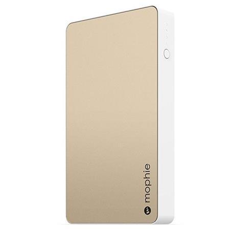 Внешний аккумулятор mophie Powerstation Gold (3561_PWRSTION-6.2K-GLD)