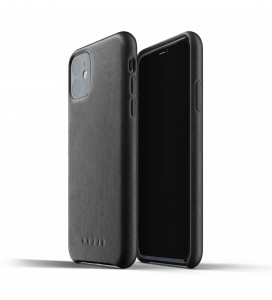 Купить Кожаный чехол MUJJO Full Leather Case Black IPhone 11 (MUJJO-CL-005-BK)