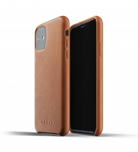 Купить Кожаный чехол MUJJO Full Leather Case Tan IPhone 11 (MUJJO-CL-005-TN)