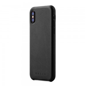 Купить Кожаный чехол MUJJO Full Leather Case iPhone Xs Black (MUJJO-CS-095-BK)