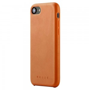 Купить Кожаный чехол MUJJO Full Leather Case iPhone 8/7 Tan (MUJJO-CS-093-TN)