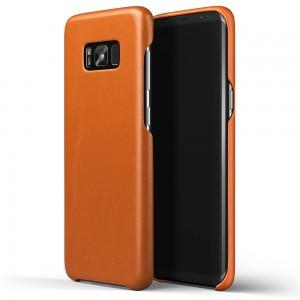 Купить Кожаный чехол MUJJO Leather Case Galaxy S8+ Tan (MUJJO-CS-064-ST)