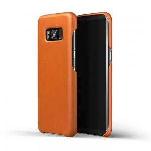 Купить Кожаный чехол MUJJO Leather Case Galaxy S8 Tan (MUJJO-CS-063-ST)