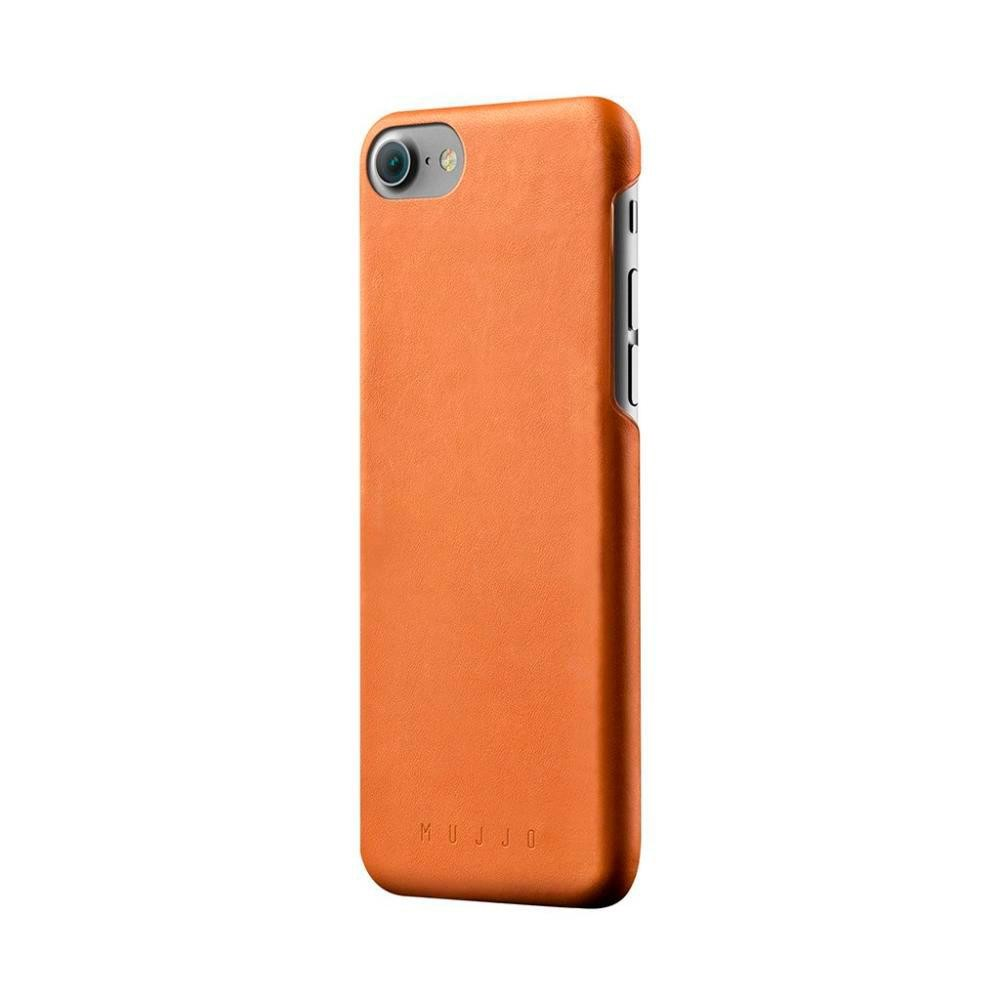 Кожаный чехол MUJJO Leather Case iPhone 8/7 Tan (MUJJO-CS-073-TN)