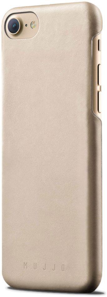 Кожаный чехол MUJJO Leather Case iPhone 8/7 Champagne (MUJJO-CS-028-CH)