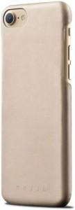 Купить Кожаный чехол MUJJO Leather Case iPhone 8/7 Champagne (MUJJO-CS-028-CH)