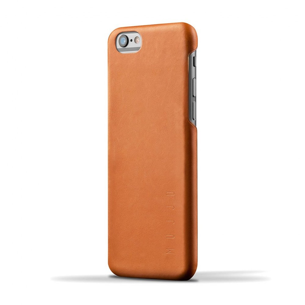 Кожаный чехол MUJJO Leather Case iPhone 6/6s Tan (MUJJO-SL-085-TN)