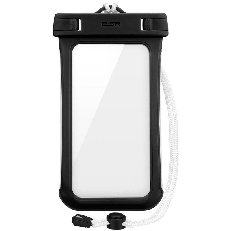 Универсальный водонепроницаемый чехол ESR Waterproof Pouch Bag Black