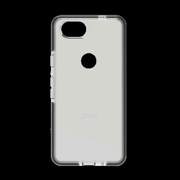 Чехол GEAR4 Google Pixel 2 Piccadilly Black (GPX2PICBLK)