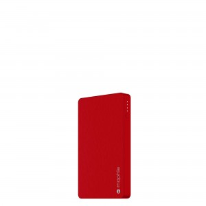 Купить Внешний аккумулятор mophie Universal Battery-powerstation-Lightning-5000 Red (401102361)