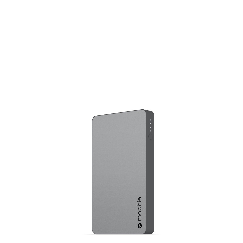 Внешний аккумулятор mophie Universal Battery-powerstation-Lightning-5000 Silver (401102360)