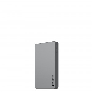 Купить Внешний аккумулятор mophie Universal Battery-powerstation-Lightning-5000 Silver (401102360)