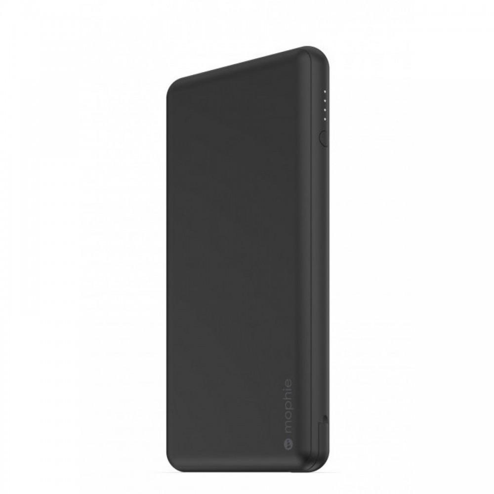 Внешний аккумулятор mophie Powerstation Plus - USBC — 12000 Matte Black (4139_PSPLUS-USBC-12K-MBK-I)