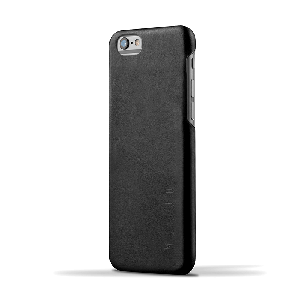 Купить Кожаный чехол MUJJO Leather Case iPhone 6/6s Black (MUJJO-SL-085-BK)