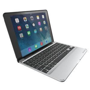 Купить Чехол-клавиатура ZAGG Slim Book для iPad Mini - backlit Black (IM2ZF2-BBU)