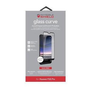 Защитное стекло InvisibleShield Glass Curve - Huawei P20 Pro Screen Black (200101548)