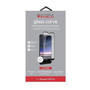 Купить Защитное стекло InvisibleShield Glass Curve - Huawei P20 Pro Screen Black (200101548)