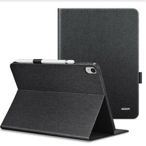 Купить Чехол с держателем для Apple Pencil ESR Simplicity Holder Black iPad Pro 11 2018