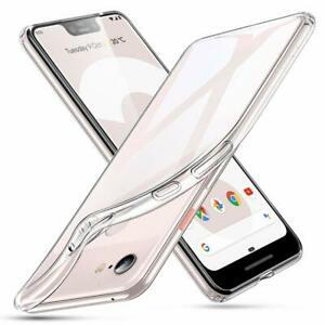 Купить Силиконовый чехол ESR Essential Zero Clear Google Pixel 3 XL