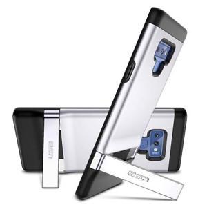 Купить Чехол с подставкой ESR Urbansoda Simplace Silver Samsung Note 9