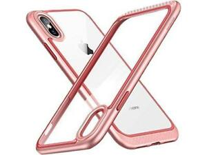 Купить Чехол ESR Bumper Hoop Coral iPhone XR