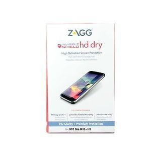 Защитная пленка InvisibleShield HTC 10-HD Dry-Full Body Clear (HO1HDF-F00)