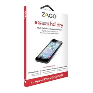 Купить Защитная пленка InvisibleShield Apple iPhone 5/5s/5c/SE - HD Dry - Full Body Clear (4IPHDF-F00)