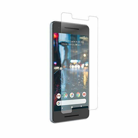 Защитное стекло InvisibleShield Glass+ Google Pixel 2 - Case Friendly Screen Clear (200101172)