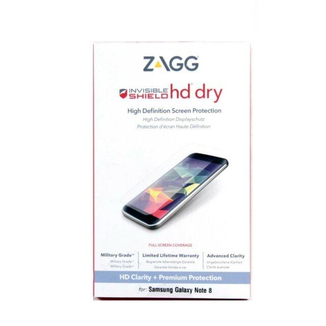 Защитная пленка InvisibleShield HD Dry - Samsung Galaxy Note 8  - Screen Clear (200201007)
