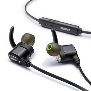 Купить Беспроводные наушники ESR Bluetooth Headset Black Sport Earphone S1